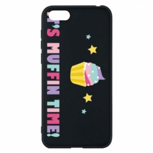 Phone case for Huawei Y5 2018 It's muffin time