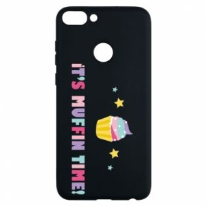 Phone case for Huawei P Smart It's muffin time