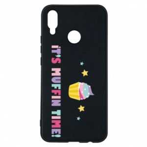 Phone case for Huawei P Smart Plus It's muffin time