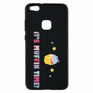 Phone case for Huawei P10 Lite It's muffin time