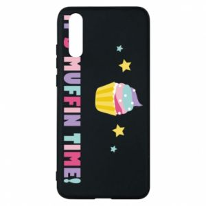 Phone case for Huawei P20 It's muffin time