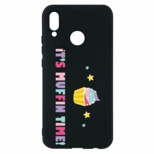 Phone case for Huawei P20 Lite It's muffin time