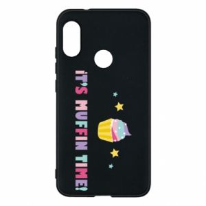 Phone case for Mi A2 Lite It's muffin time