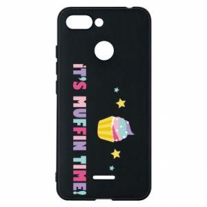 Phone case for Xiaomi Redmi 6 It's muffin time
