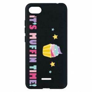 Phone case for Xiaomi Redmi 6A It's muffin time