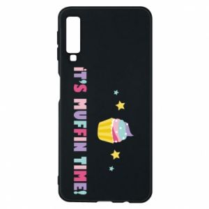 Phone case for Samsung A7 2018 It's muffin time