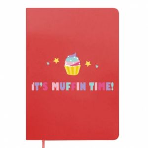 Notepad It's muffin time