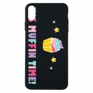 Phone case for iPhone Xs Max It's muffin time