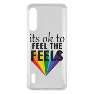 Xiaomi Mi A3 Case It's ok to feel the feels