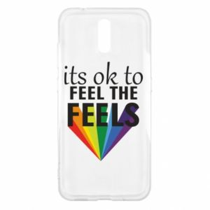Nokia 2.3 Case It's ok to feel the feels