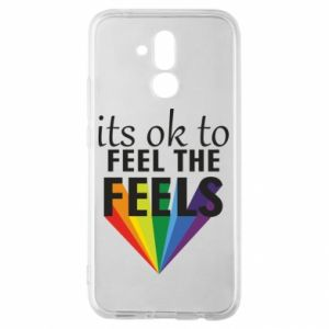 Huawei Mate 20Lite Case It's ok to feel the feels