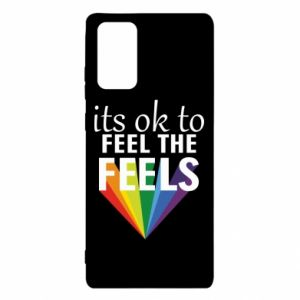 Samsung Note 20 Case It's ok to feel the feels