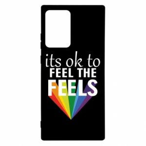 Samsung Note 20 Ultra Case It's ok to feel the feels