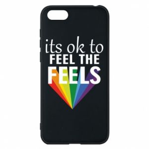 Huawei Y5 2018 Case It's ok to feel the feels