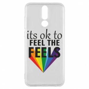 Huawei Mate 10 Lite Case It's ok to feel the feels