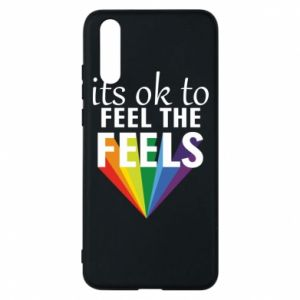 Huawei P20 Case It's ok to feel the feels