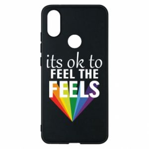 Xiaomi Mi A2 Case It's ok to feel the feels