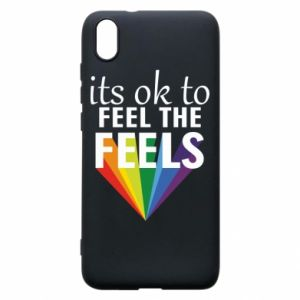 Xiaomi Redmi 7A Case It's ok to feel the feels