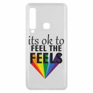 Samsung A9 2018 Case It's ok to feel the feels