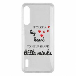 Etui na Xiaomi Mi A3 It take a big heart to help shape little mind