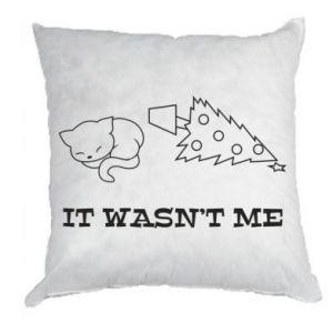Pillow It wasn't me