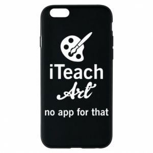 Etui na iPhone 6/6S iTeach art