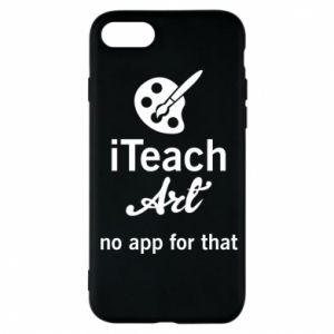 Etui na iPhone 7 iTeach art