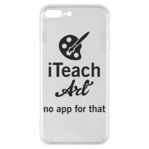 Etui na iPhone 8 Plus iTeach art