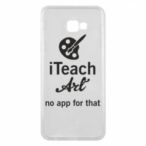Etui na Samsung J4 Plus 2018 iTeach art