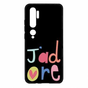 Etui na Xiaomi Mi Note 10 J'adore