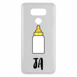 Etui na LG G6 Ja i butelkę mleka