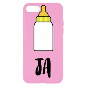 Etui na iPhone SE 2020 Ja i butelkę mleka