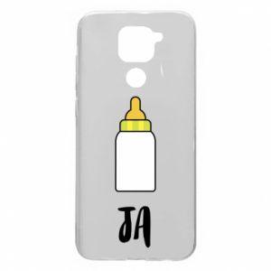 Etui na Xiaomi Redmi Note 9/Redmi 10X Ja i butelkę mleka