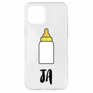 Etui na iPhone 12 Pro Max Ja i butelkę mleka