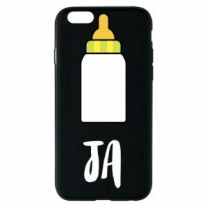 Etui na iPhone 6/6S Ja i butelkę mleka
