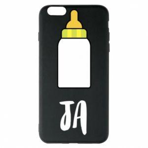 Etui na iPhone 6 Plus/6S Plus Ja i butelkę mleka