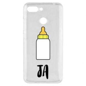 Etui na Xiaomi Redmi 6 Ja i butelkę mleka
