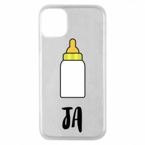 Etui na iPhone 11 Pro Ja i butelkę mleka