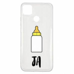 Etui na Xiaomi Redmi 9c Ja i butelkę mleka
