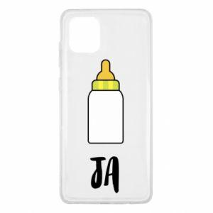 Etui na Samsung Note 10 Lite Ja i butelkę mleka
