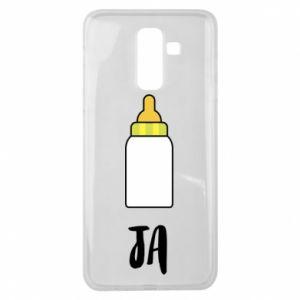 Etui na Samsung J8 2018 Ja i butelkę mleka