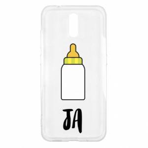 Etui na Nokia 2.3 Ja i butelkę mleka