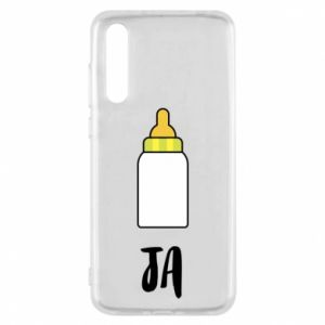 Etui na Huawei P20 Pro Ja i butelkę mleka