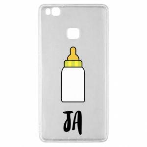 Etui na Huawei P9 Lite Ja i butelkę mleka