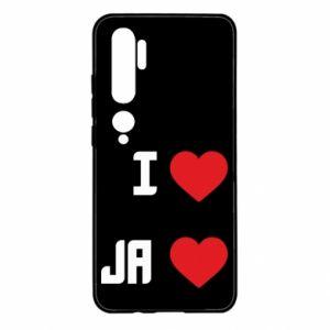 Etui na Xiaomi Mi Note 10 Ja i serce