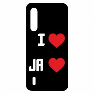 Etui na Xiaomi Mi9 Lite Ja i serce