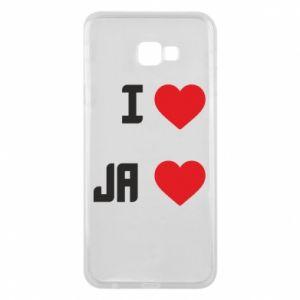 Etui na Samsung J4 Plus 2018 Ja i serce