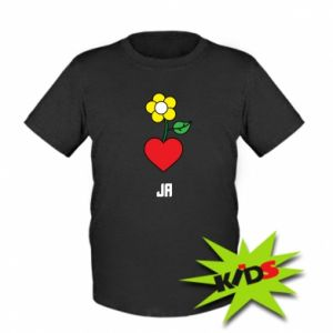 Dziecięcy T-shirt Ja