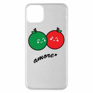 Etui na iPhone 11 Pro Max Jabłka w miłości