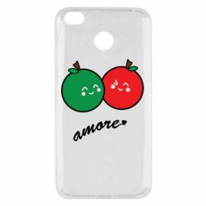 Etui na Xiaomi Redmi 4X Jabłka w miłości